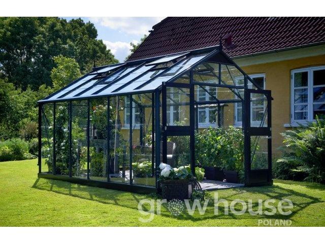 Szklarnia ogrodowa Premium